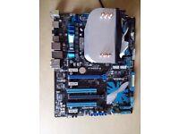 Asus P7P55D-E Motherboard