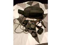 Canon 600d with carry bag and tripod £375 ONO
