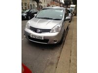 Nissan note Automatic plus navigation plus Bluetooth