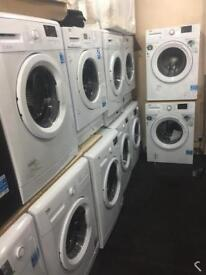 Washing machines on sale today starting price £79.99 warranty included SATURDAY SALE only £79.99