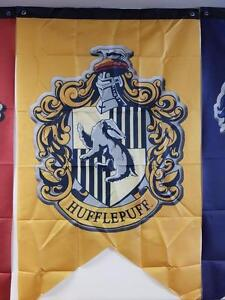 Harry Potter Hufflepuff Banner