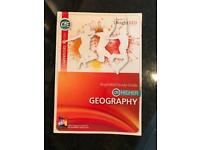 CFE Higher Geography