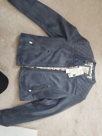 New!leather size M (12-14)