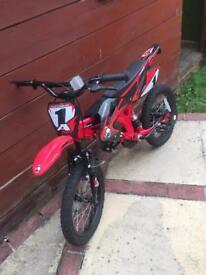 Toys R Us Avigo boys motorbike style bike