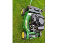 WANTED GRASS BOX FOR John Deere R43 lawnmower