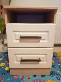 Starplan bedside drawers