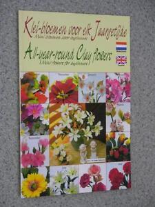 Manuale-ALL-YEAR-ROUND-CLAY-FLOWERS-mini-realizzare-fiori-miniatura-TUTORIAL