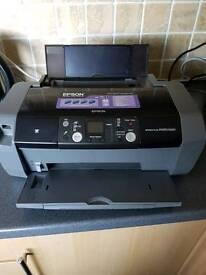 * reduced *Epsom stylus photo printer