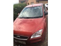 **Priced to Sell**Ford Focus GHIA 2007