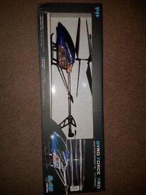 Large rc helicopter boxed never been opened