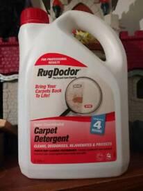 Rug Doctor Carpet Detergent