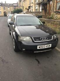 Audi A6 all-road 2.5 tdi (4x4)