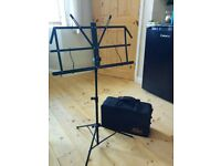 SMS Academy Wind Instruments - Cornet & Music Stand
