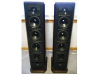 MISSION 753 FLOOR STANDING SPEAKERS 150 Watt Output