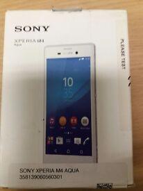 Sony Experia M4 Aqua