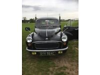 1965 Morris minor pick up , excellent condition throughout , no rust , fully treated Templepatrick