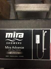 Mira advance ATL flex 9.0KW electric shower