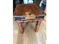Maharani small side table (John Lewis)