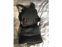 BabyBjorn One baby carrier in almost brand-new condition.