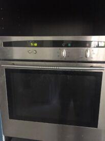 Neff stainless steel single oven