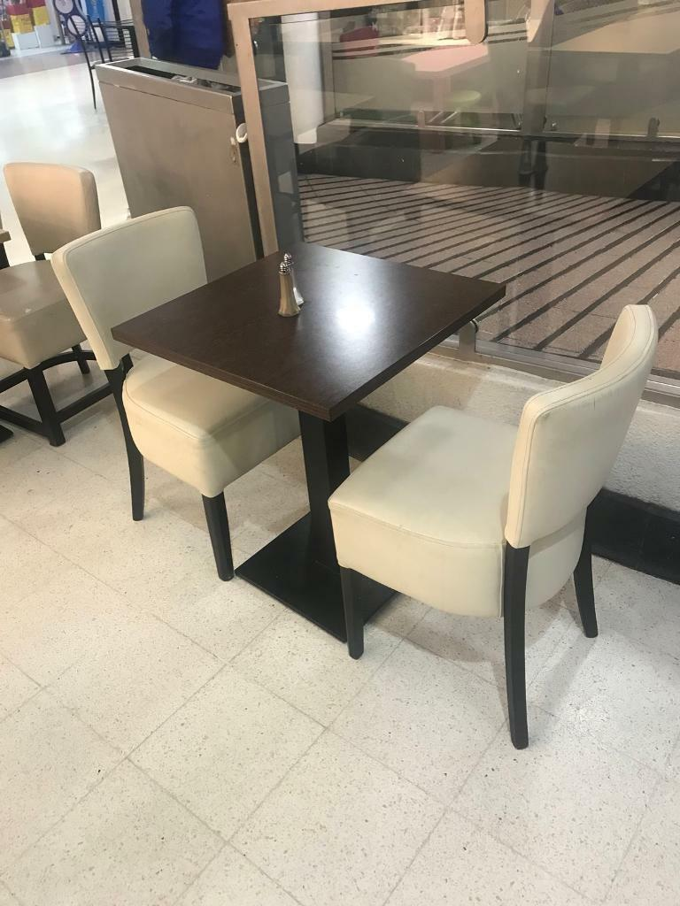 Coffee Shop Table And Chairs In Bedford Bedfordshire