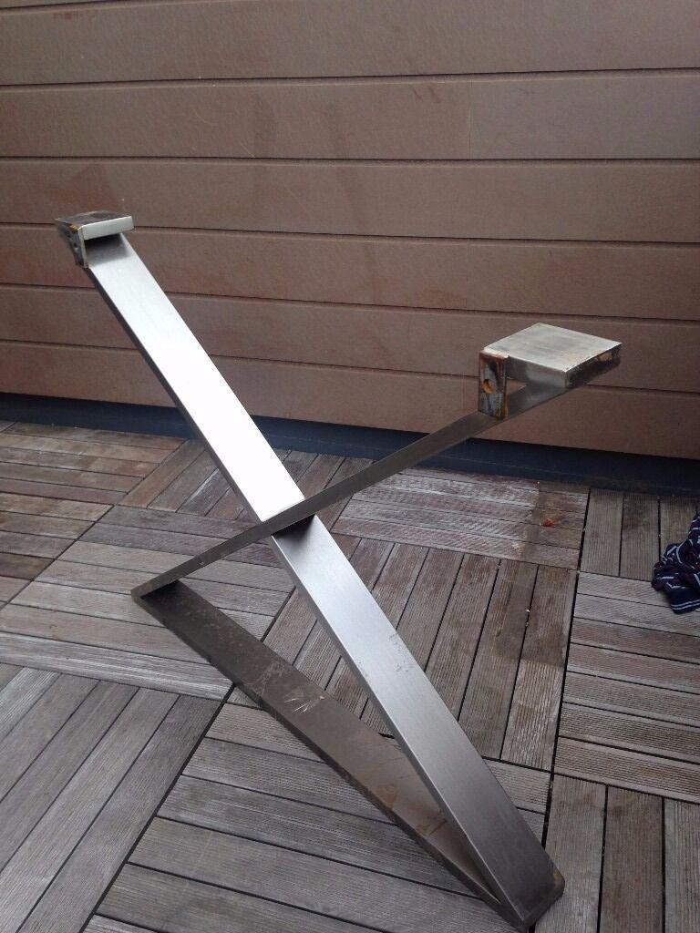 Furniture Legs Edinburgh industrial style metal table legs for desk or table office