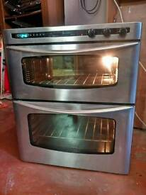 Diplomat Double Oven & 4 month warranty