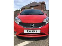 Nissan Note 1.2 Petrol, very low mileage, high spec
