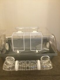 Pet cage for small animal - Hamster, gerbil, mouse