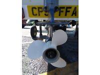 Yamaha 25 hp L/S outboard engine