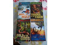 Bear Grylls Books (3 are new)