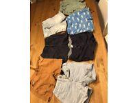 Age 1-2 boys shorts bundle