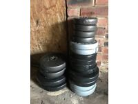 Weight plates 75 kg