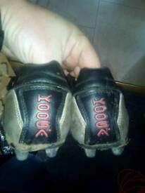 Kids Kooga rugby boots