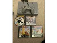 Sony ps1 bundle with games