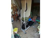 BODY SCULPTURE CROSS TRAINER