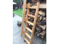 Wood ladders