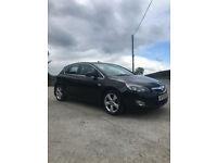 2010 Vauxhall Astra 1.7 cdti Sri (not audi, bmw, ford, seat, kia, nissan)