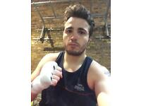 Personal trainer/Boxing Trainer