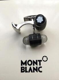 Montblanc Urban Walker cuff links boxed