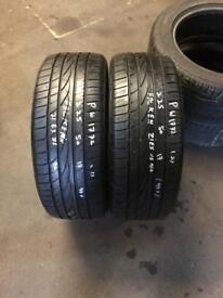 2 PW 225 50 17(94V) Falken Ziex ZE912 Tread 5mm-6mm