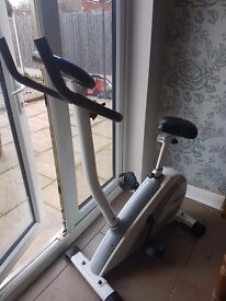 Excellent condition exercise bike