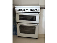 STOVES Gas Cooker with Grill - White