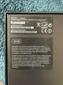 Apple TV generation 4 32 GB