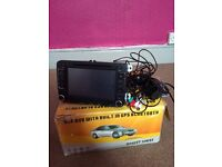 VW GOLF/TOURAN DVD PLAYER + accessories