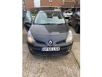 Renault Clio 1.4 Petrol CHEAP & LOW MILEAGE