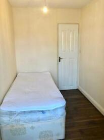 🔑 ✅SINGLE ROOM TO RENT £90pw / Near Bruce Grove Station / NO FEES.