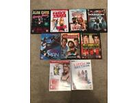 Comedy DVD's The Hangover Yes Man Dukes of Hazard etc
