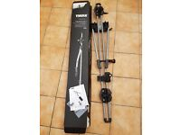 Thule single bike carrier with box