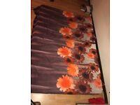 A mattress up for sale
